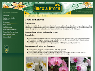 Grow and Bloom